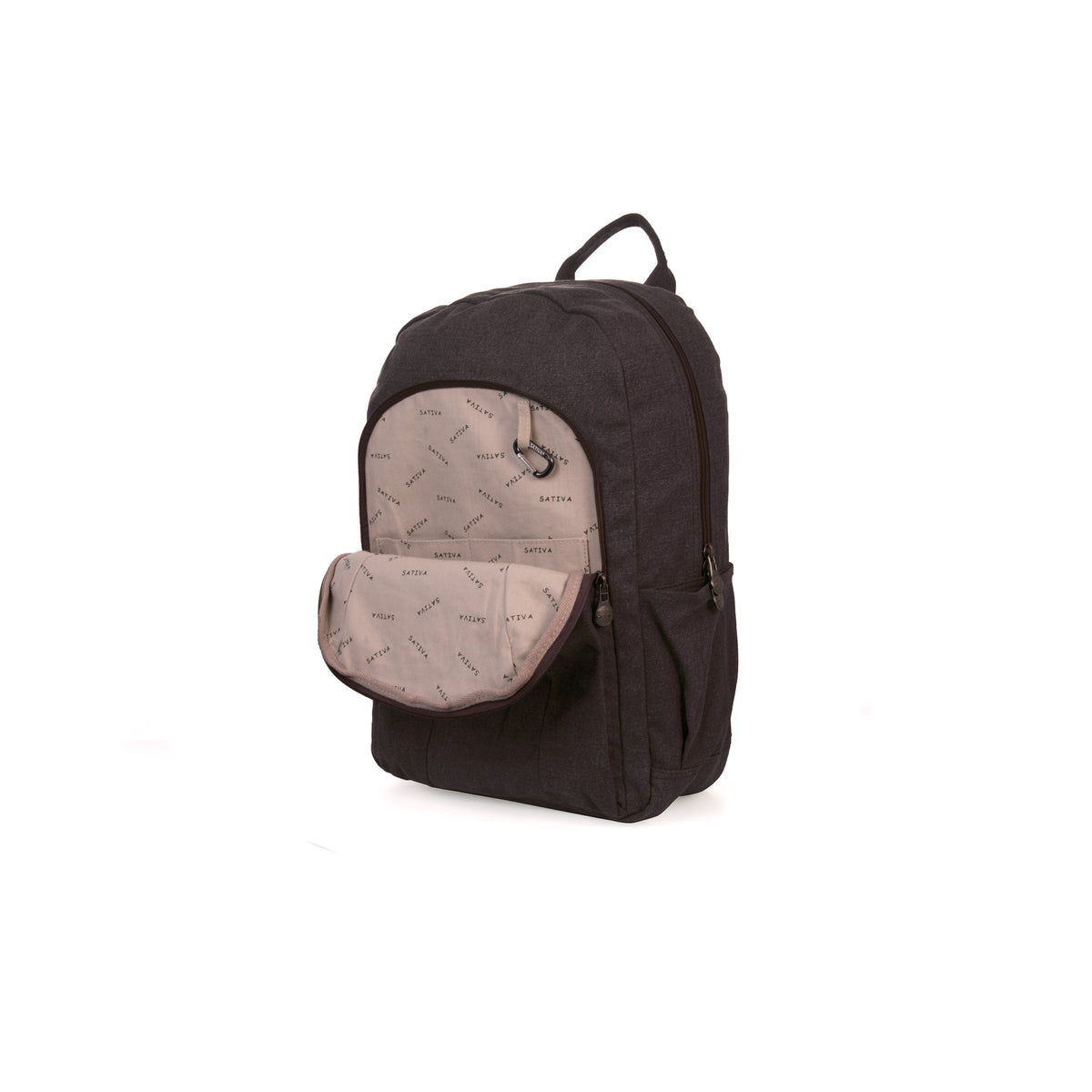Laptop Backpack - Hemp & Organic Cotton Backpack
