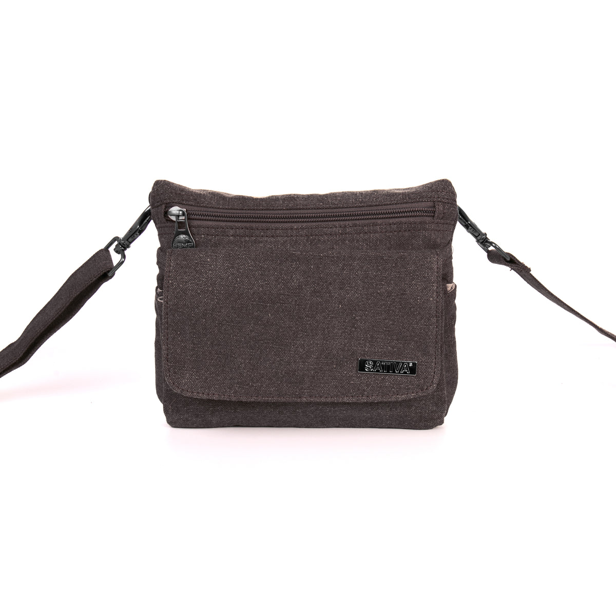 Day Tripper - Hemp & Organic Cotton Shoulder Bag
