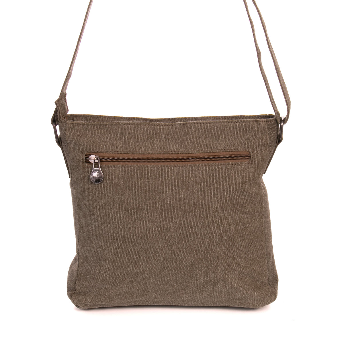 Alexandria - Hemp & Organic Cotton Shoulder Bag