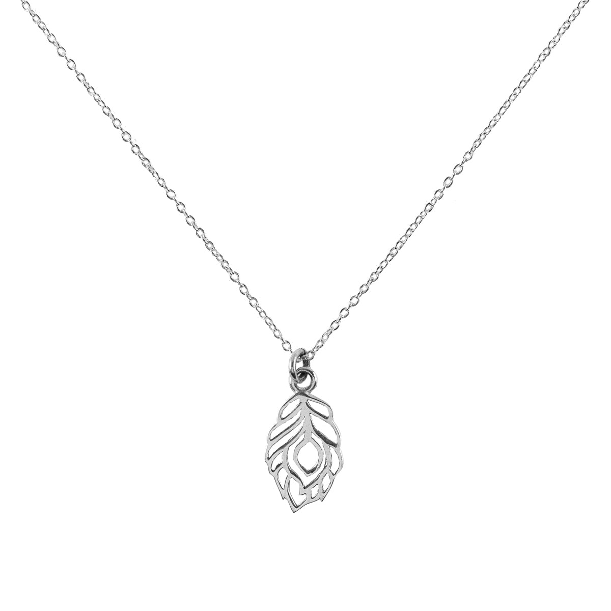 Shanasa Sterling Silver Necklace - Splendour