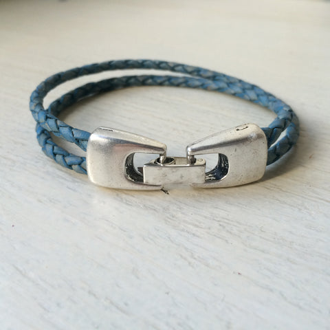 Blue Bolo Bracelet FOR HIM
