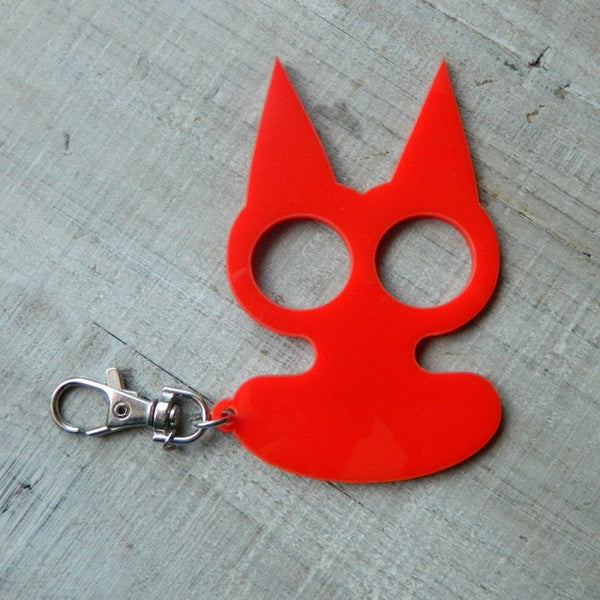 Vicious Kitty Key Chain