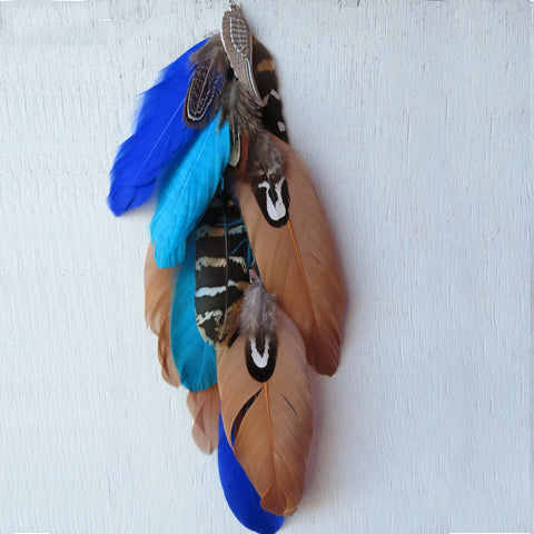 Angel Wing Tribal Earring