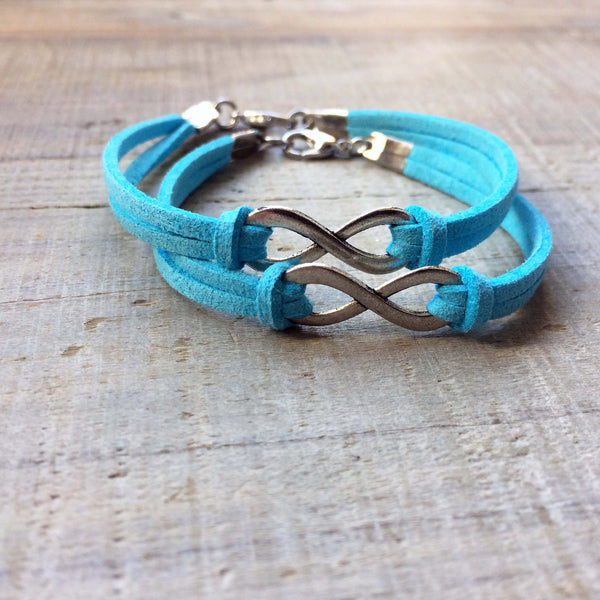 Friendship Infinity Bracelet Set