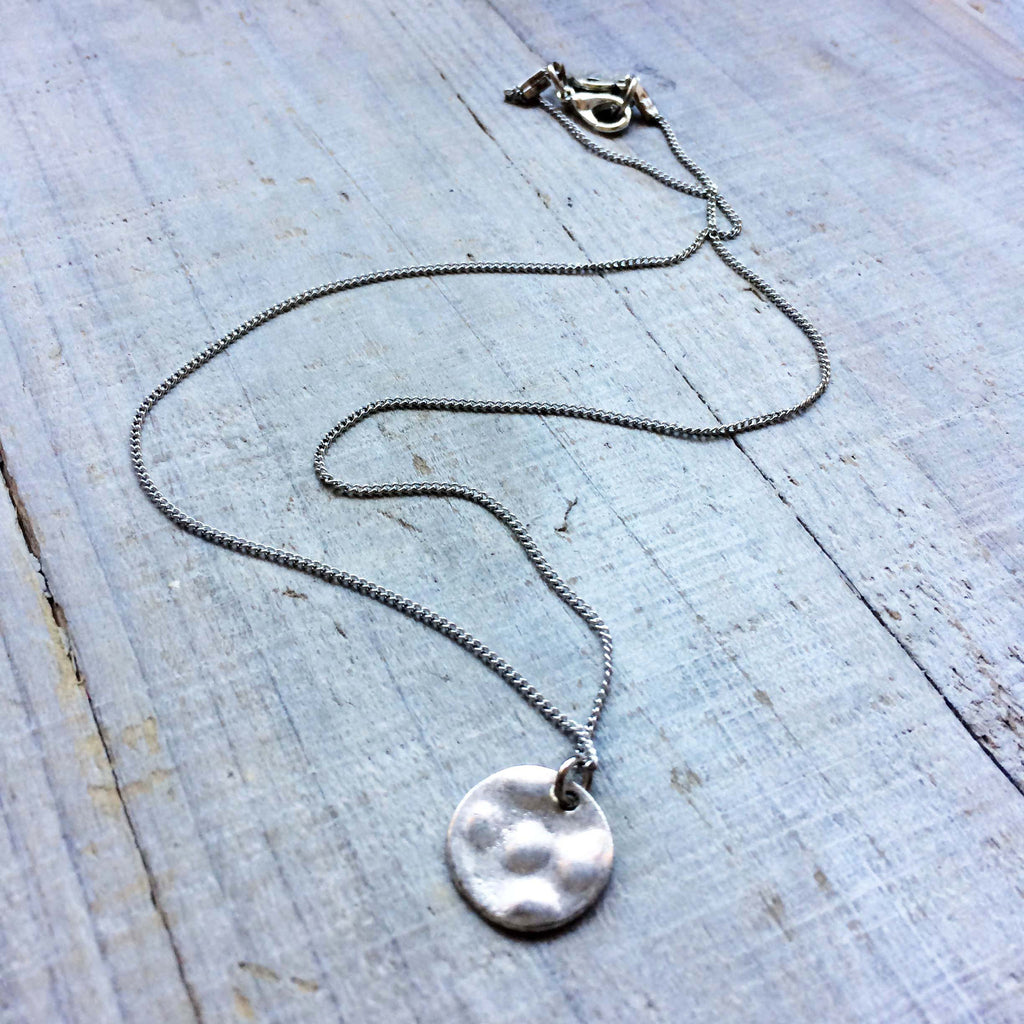 Layering Necklace: Plate