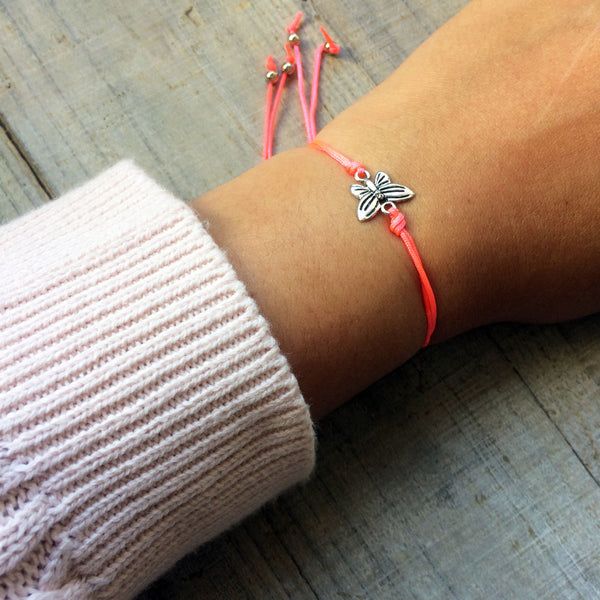Little Wish Bracelet: Butterfly
