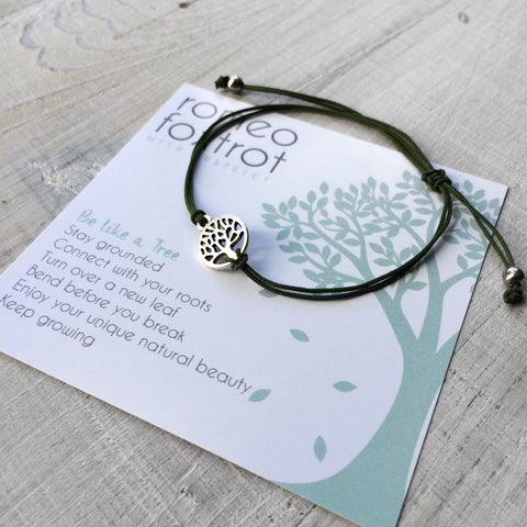 Little Wish Bracelet: Tree of Life