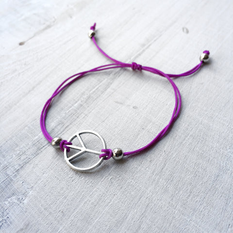 Little Wish Bracelet: Peace