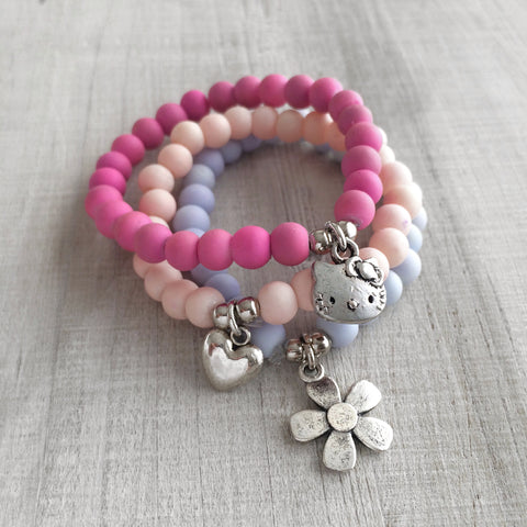 Hello Kitty Bracelet Set