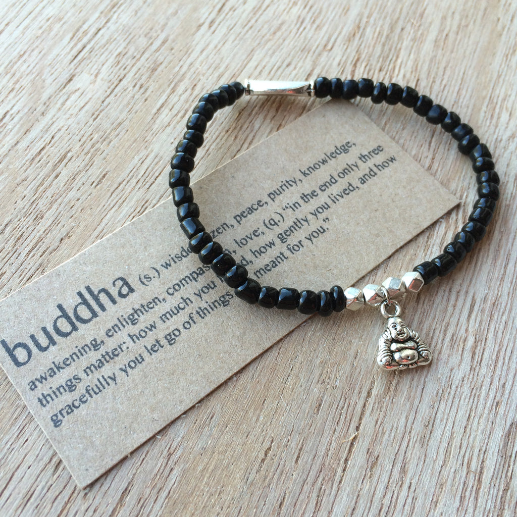 Lucky Charm Collection: Fat Buddha Bracelet
