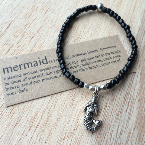 Lucky Charm Collection: Mermaid Bracelet