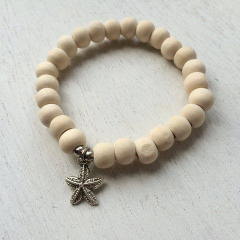 Beach House Collection: Sandy Starfish Bracelet