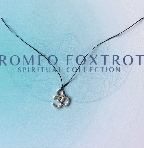 Floating Aum Necklace