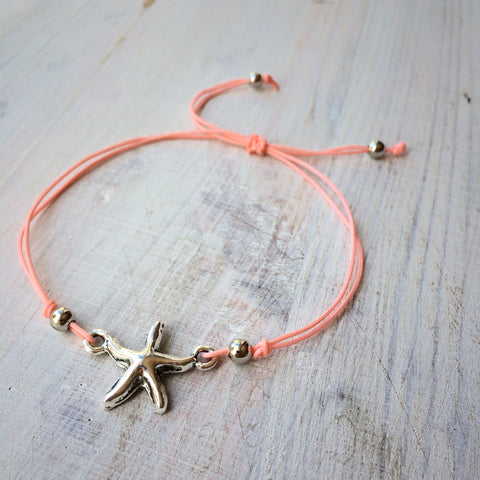 Little Wish Bracelet: Starfish
