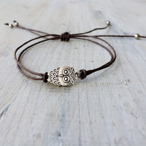 Little Wish Bracelet: Owl