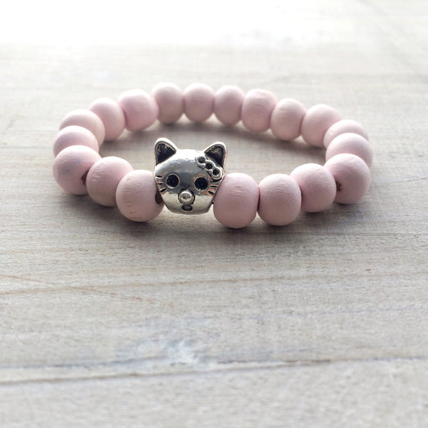 Marshmallow Hello Kitty Bracelet