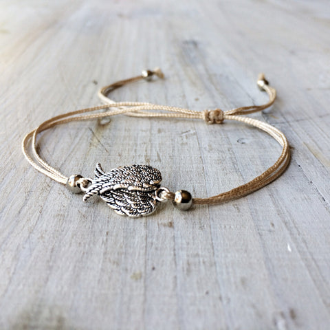 Little Wish Bracelet: Angel Wings