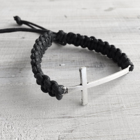 Cross Bracelet FOR HIM