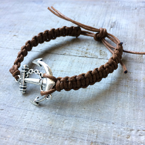 Anchor Bracelet FOR HIM
