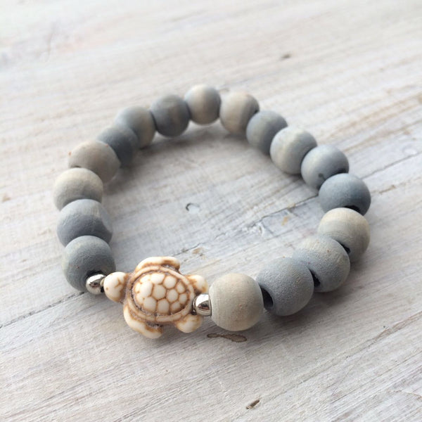 Beach House Turtle Bracelet