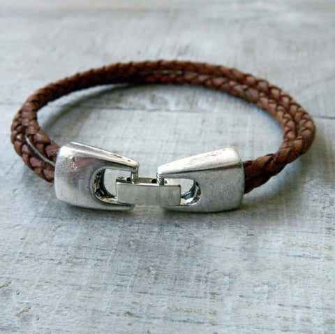 Tan Bolo Bracelet FOR HIM