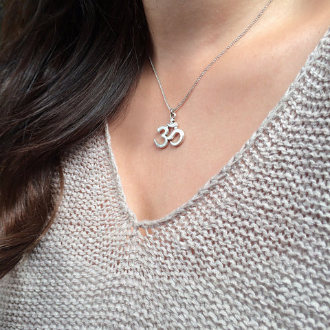 Aum Necklace