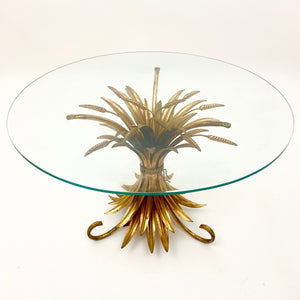 Stunning example of a wheatsheaf  'Coco Channel'  table .
