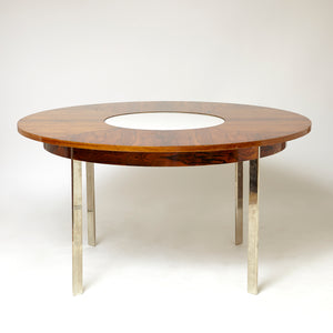 Dinning Table designed by Richard Young for Merrow associates.