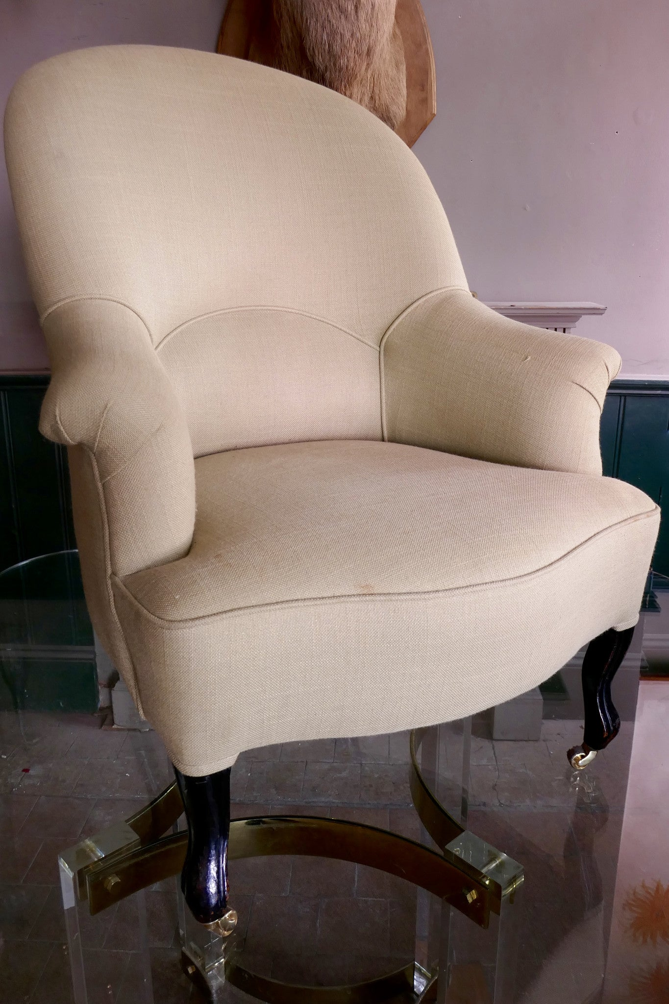 X French 19th century Armchair