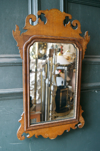 Decorative Carved Wood Mirror