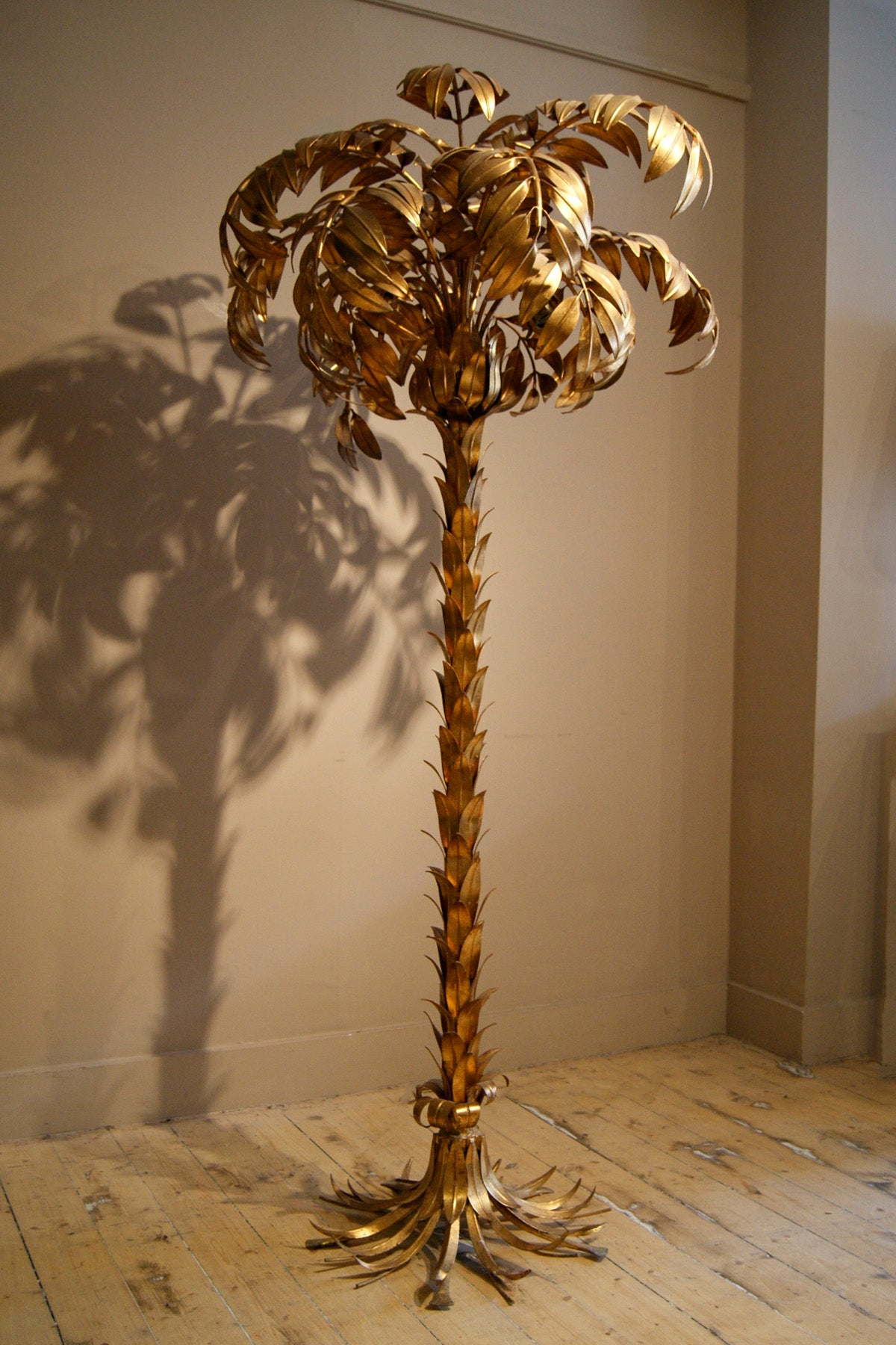 Hans Kogl Palm Tree Standing Lamp