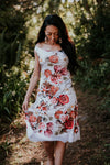 Jemima Dress Summer Flowers - ILAN LIFE SA