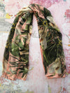Botanical Sunset Scarves - ILAN LIFE SA