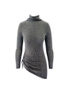 Chane Polo Top Dark Grey - ILAN LIFE SA