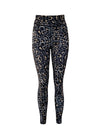 Training Pants High Waist -Leopard Print - ILAN LIFE SA
