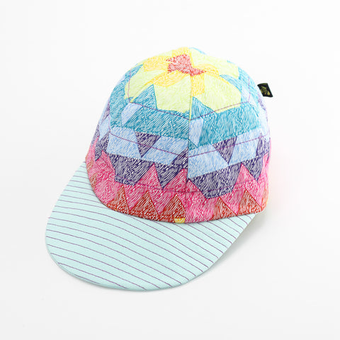 Reversible Bubblegum Hat