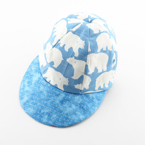 Reversible Ice Cool Polar Bears Hat