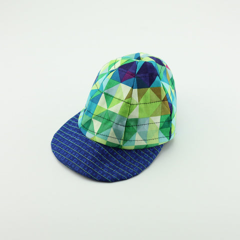 Reversible Geometric Green Hat