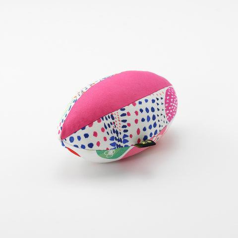 Crackle & Pop Rattle Ball - small torpedo
