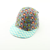 Reversible Silver Birdies Hat