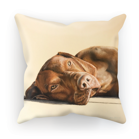 Vizsla Rescue Cushion