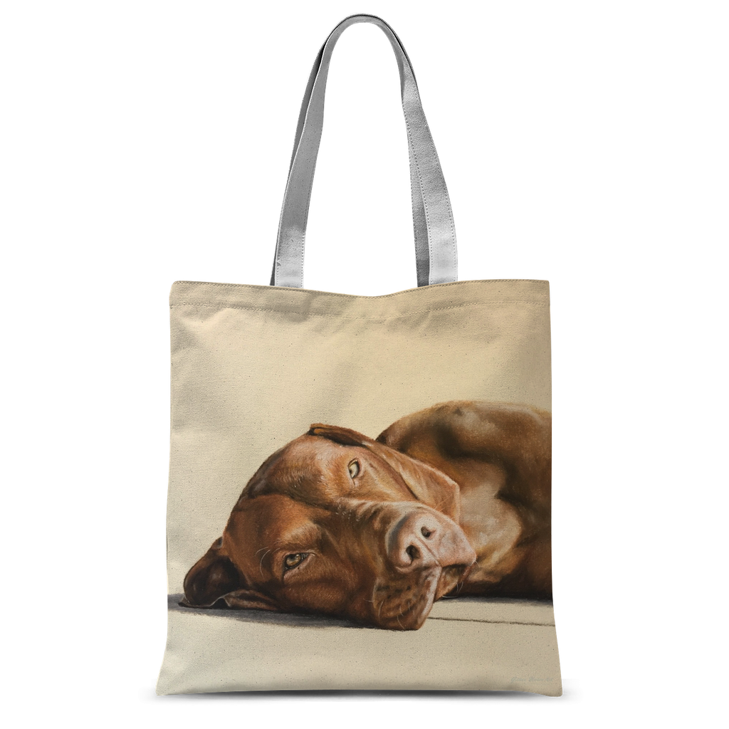 Vizsla Rescue Tote Bag