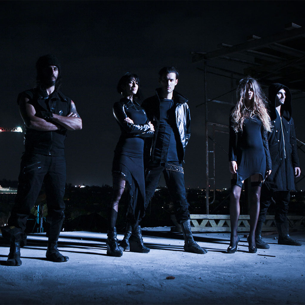 Psylo Fashion dark night Campaign