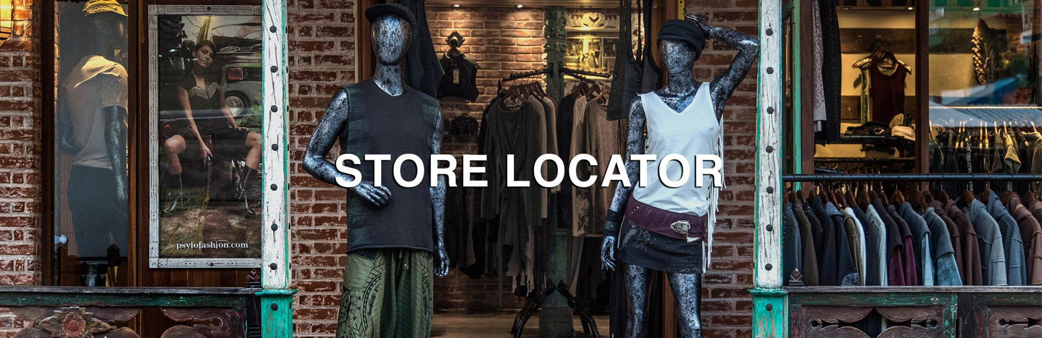 psylo fashion store locator