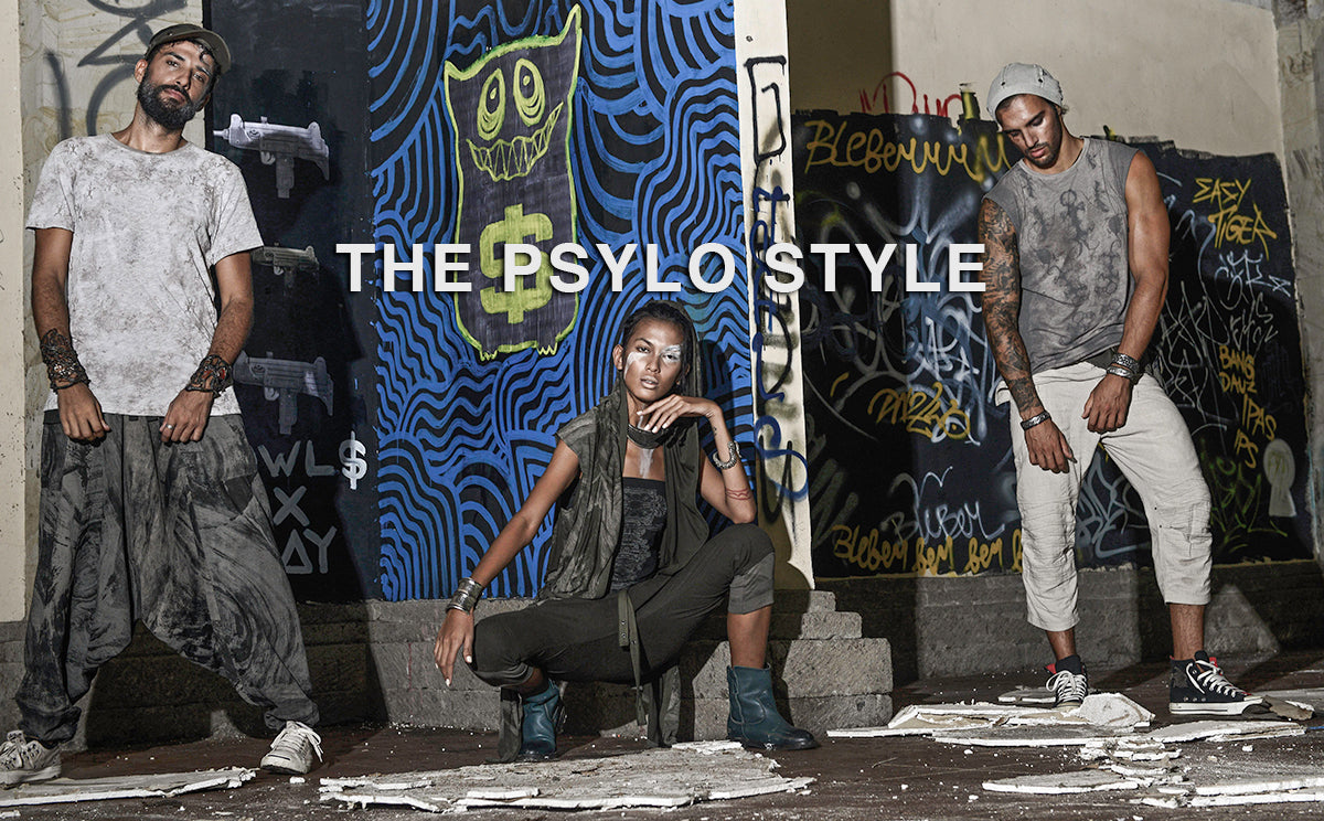 THE PSYLO STYLE