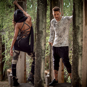 Psylo Fashion alternative, ethical streetwear