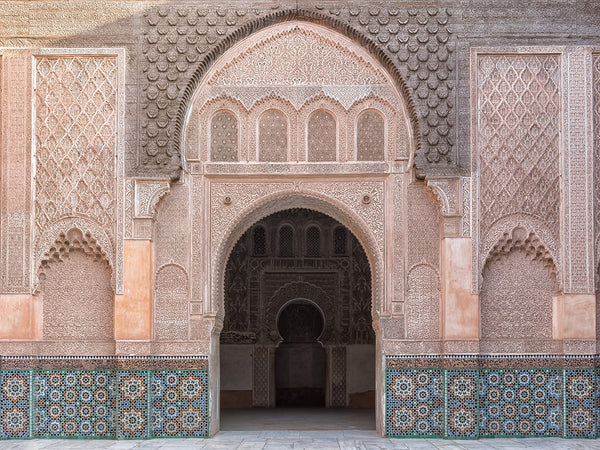 Islamic architecture by Milad Alizadeh