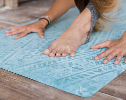 yoga travel mat