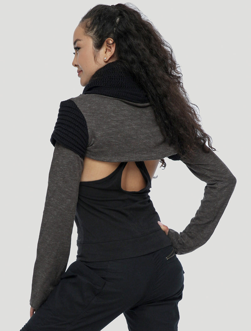 Armadillo Vmix Crop Sweater