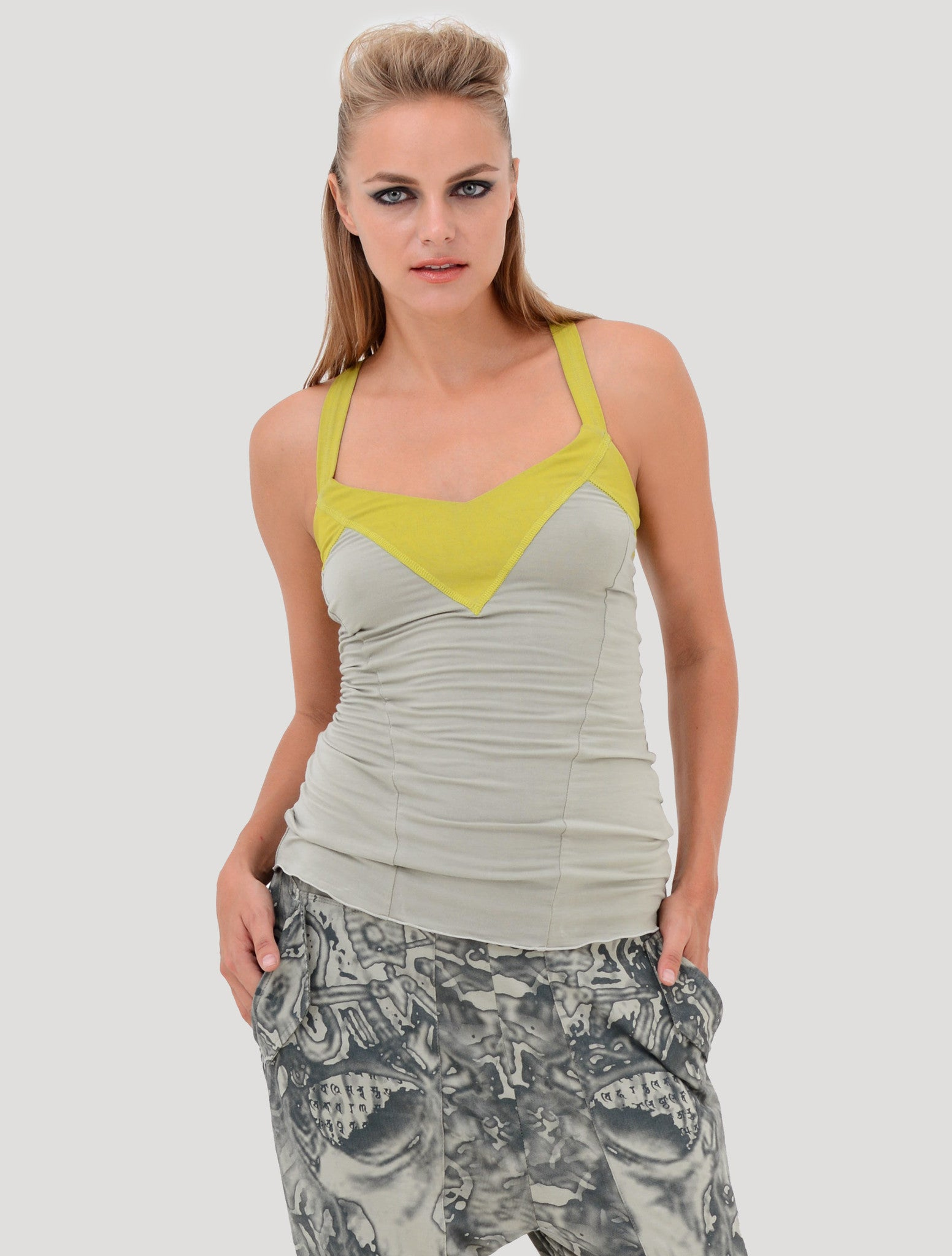 Alma Singlet - Psylo Fashion